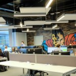Novosco Belfast features new innovative office furniture