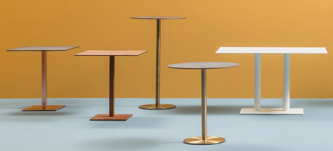 Range of the finest Italian designer tables