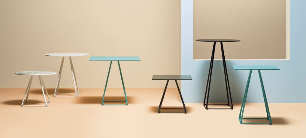 6 designer tables