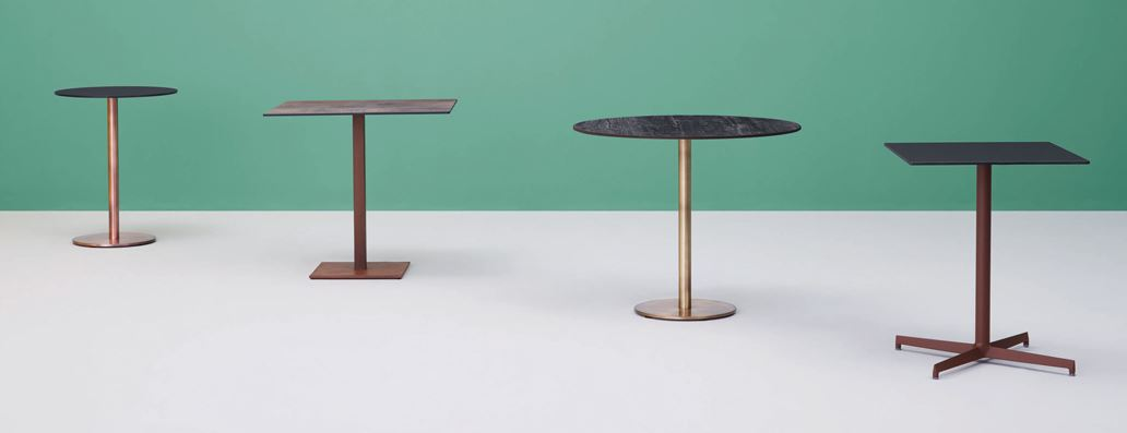 4 Italian designed tables