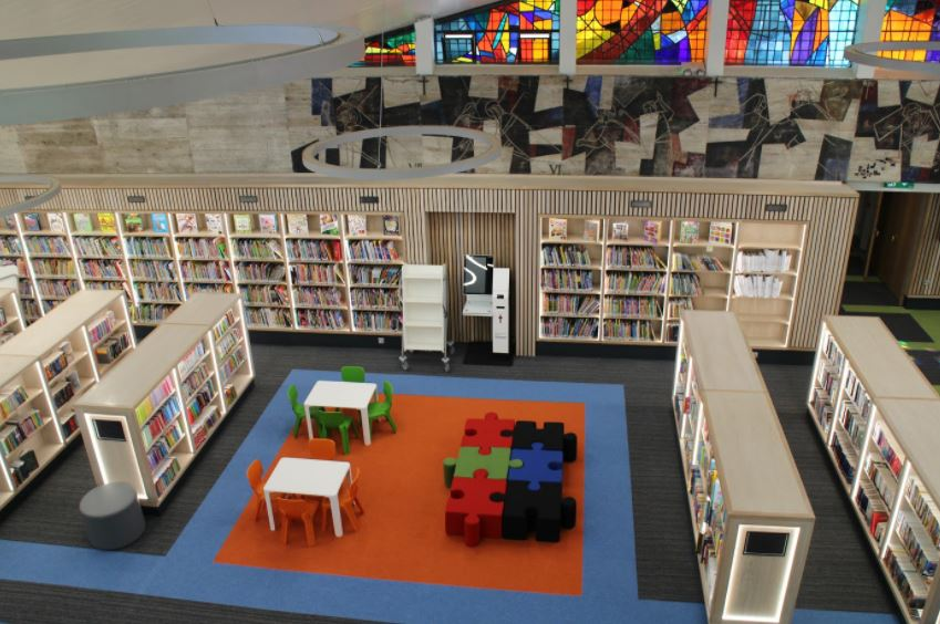 Athy Community Library – Ireland's newest modern library