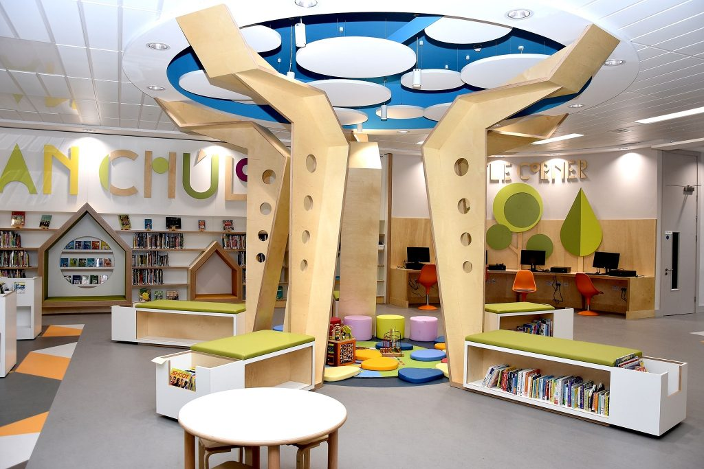 The New Coolock Library