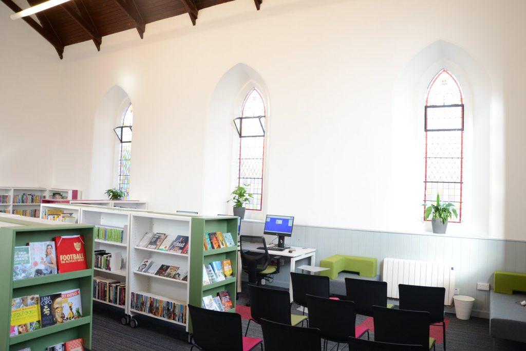 Castledermot Library, Co. Kildare