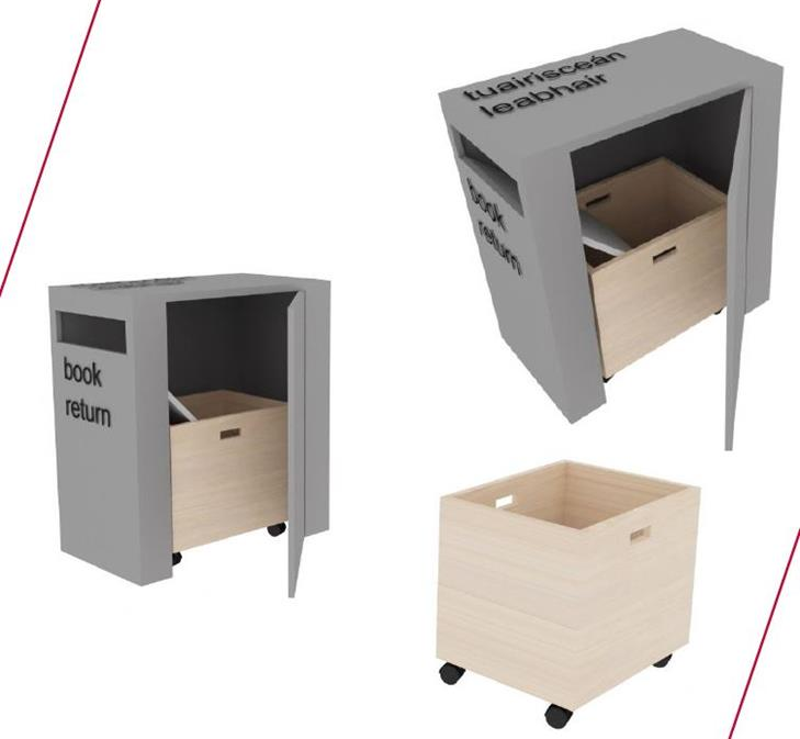 Product in Focus: Book Return Units