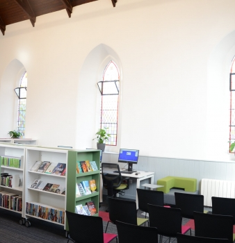 Castledermot Library, Co. Kildare