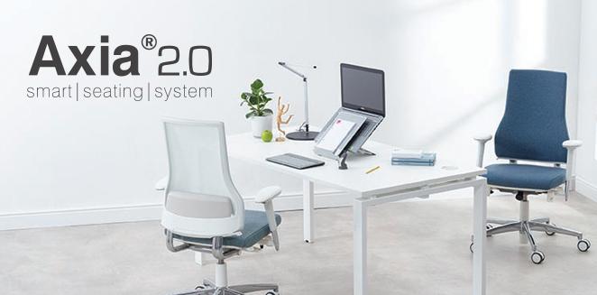 Axia 2.0 Ergonomic Excellence & Award Winning Design