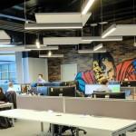 Novosco Belfast features new innovative office furniture