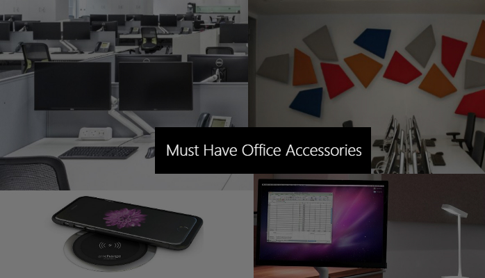 Top 5 Office Accessories 2017!