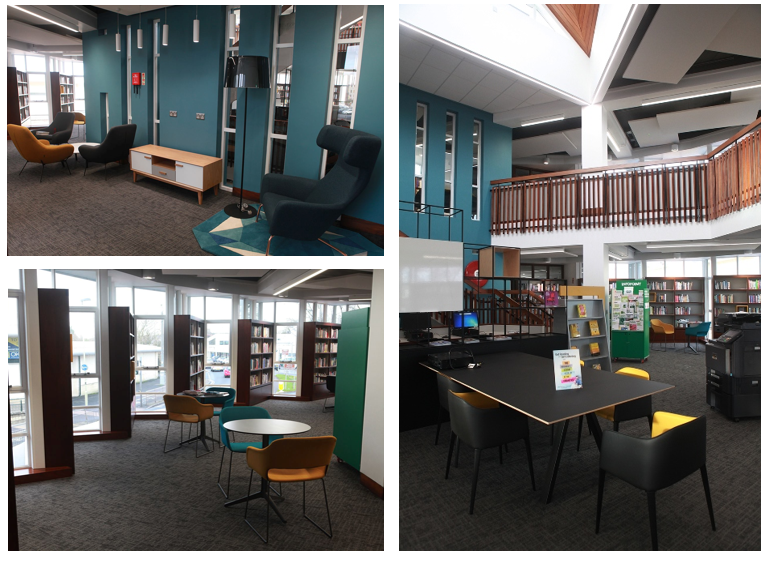 Introducing Coleraine Library…