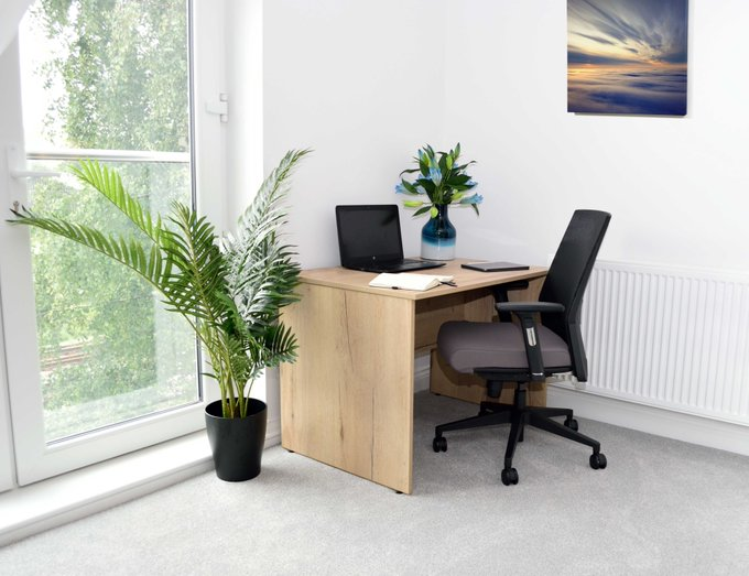 Working from Home: POPDesk…