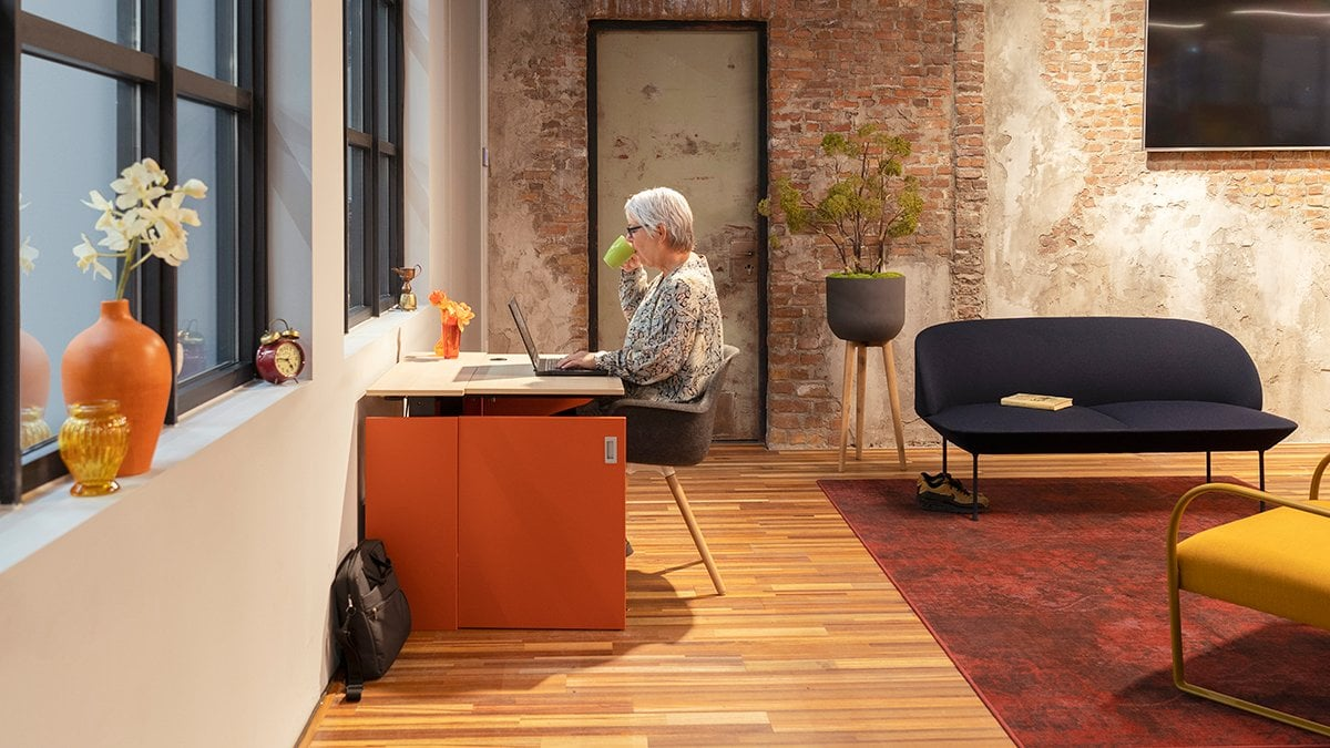 HomeFit: Reinventing Working from Home