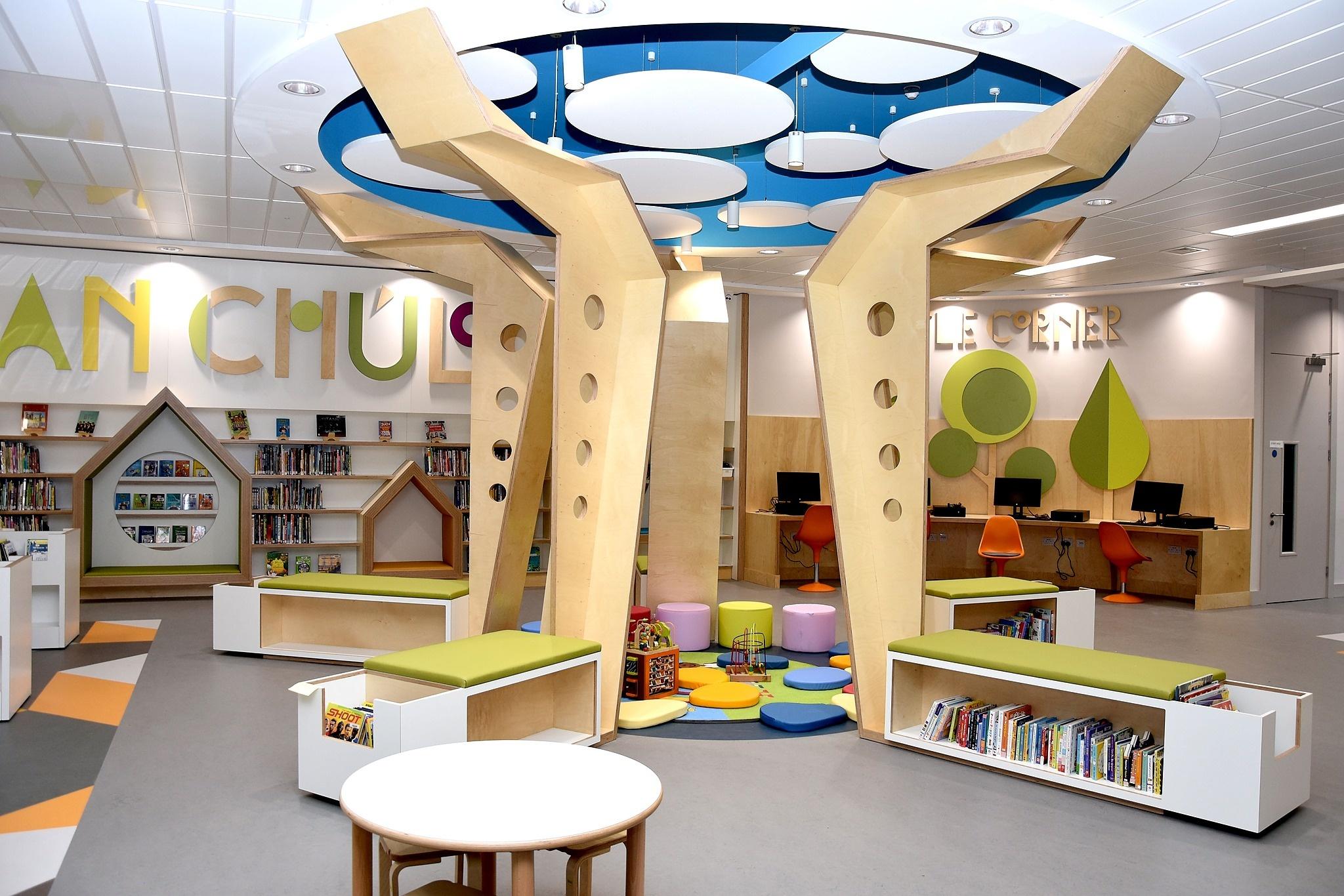 Creating Inspirational Libraries…